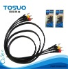 3RCA to 3RCA AV Cable