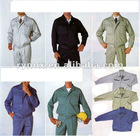 Safety workwear uniforms