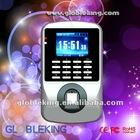 T9 Color Biometric Machine Clock System