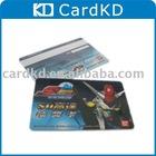 Glossy laminated game cards printing