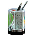 YGH339A pen holder clock with USB hub