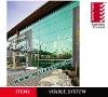 Visible System Aluminium Curtain Wall