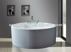Round Shape Modern Bathtub(MBA206)