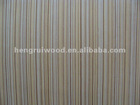 Zebrano fancy plywood-engineered veneer