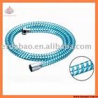 Certificate flexible silver thread PVC pipe