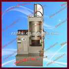 vertical hydraulic oil press