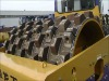 Outsourcing convex block drum vibratory road roller