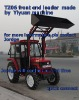 front end loader for chinese tractor