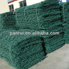 Used Hot Dipped Galvanized Gabion Box For Sale