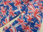 2012 Olympic flag style summer beach shawl