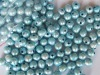 9-10mm turquoise freshwater pearl beads loose beads with 2mm hole