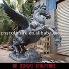 fiberglass animal statue ,horse