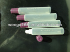 different lipgloss tube for cosmetic packaging