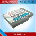 3.7V li-ion cell phone battery for MOT