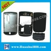 black replacement best quality cell phone housing for blackberry 9800