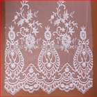 New Design Fine Embroidery Bridal French Lace