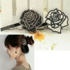 Flower Hairpin