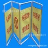 High quality!!! elevator maintenance warming signs of elevator parts