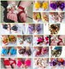 New TOP BABY Baby Foot Flower Feet Band Foot Ties Barefoot Sandals Baby First Walker Shoes