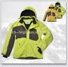 men's 3-layer breathable jacket