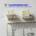 micro plastic injection part for PCB terminal block