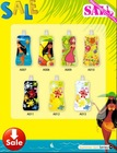 ( Summer Girl Series ) 480ml foldable water bags,Collapsible water bag,Outdoor Sports Reusable Bottles/Bags