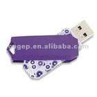 Mini swivel usb drive memory