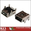 Mini USB 5P Connector With Female SMT Item Code: KLS1-229-5FD