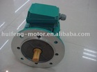 Aluminium housing three phase electric motor