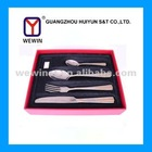 High Quality Elegant Stainless Steel Hotel Or Family Flatware Sets