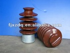 Manufacturer sale brown 25kv composite insulator