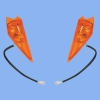 EEC Motorcycle turn indicator for lima