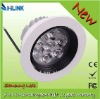 For hotal LED downlight housing 10W/15W