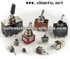 NKK Switches M-2012L/B M2012BB1W01 toggle switch