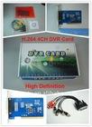 h.264 4-channel cctv recording dvr card