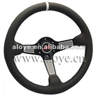 360 Racing Real Leather Steering Wheels