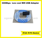 Wifi usb dongle with high speed 300Mbps FOR IP CAMERA