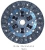 Toyota rubber clutch disc