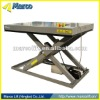 Marcolift single stationary/hydraulic/scissor lift table/lifting equipment 2 - 3 Tons