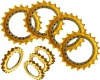 Steel VOLVO Excavator&Bulldozer sprocket