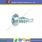 Philips Pan Frame Head Self Drilling Screw