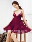 crepe chiffon nightgowns