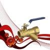 brass filter valve
