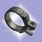 High strength tube clamp