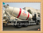 Famous Dongfeng 6*4 hydraulic concrete mixer
