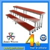 Aluminum Chorus stage/platform