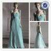 Light Blue Cap-sleeve Sweetheart Floor-length special occasions prom dresses