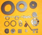 VARIOUS SIZE FERRITE MAGNETS,MOTOR FERRITE, RING MAGNETS