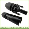 Solar connector, tyco solar cable connector for solar panels and solar junction box
