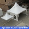 high peak marquee party tent 6mx6m for outdoor party